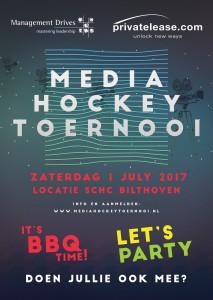 poster media-hockey-toernooi